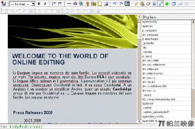 javascript 15 47 56h 19款Javascript富文本编辑器