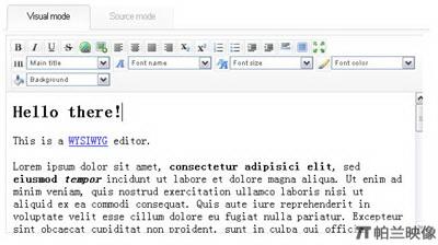 javascript 15 35 6k 19款Javascript富文本编辑器