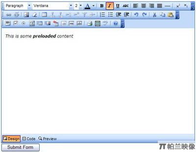 javascript 15 42 19b 19款Javascript富文本编辑器